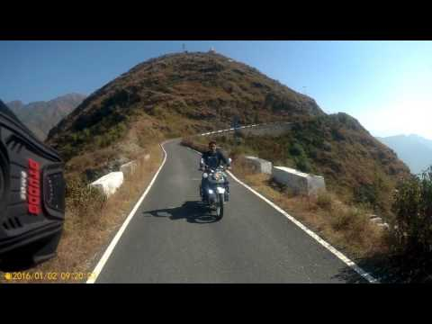 Chakrata - The hill every biker would like to ride
