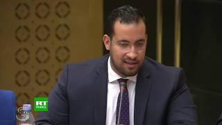 Audition au Sénat d'Alexandre Benalla, ancien chargé de mission à la présidence de la République