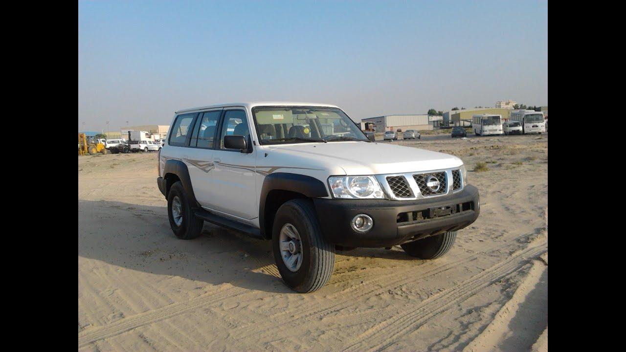 Nissan Patrol Diesel 2006 In Dubai Youtube