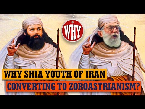 Why Shia Youth of Iran Converting to Zoroastrianism?