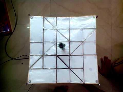 Satellite Solar Panel Deployment And Maneuvering Youtube