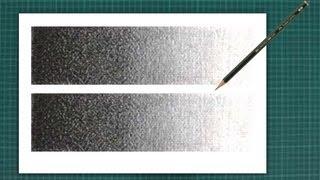 """Nuevo CURSO de dibujo a lápiz Cap. 2  """"Elementos del dibujo, papeles para dibujo y degradados"""""""
