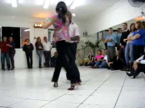 Samba Rock - Studio de Dança Airton Araujo