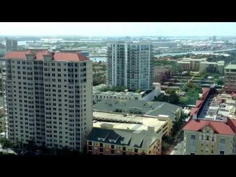 Tampa Marriott Waterside Hotel & Marina Room Tour