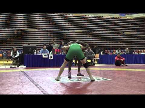 2014 Dino Invitational: 61 kg Final Josh Bodnarchuk vs. Dylan Williams