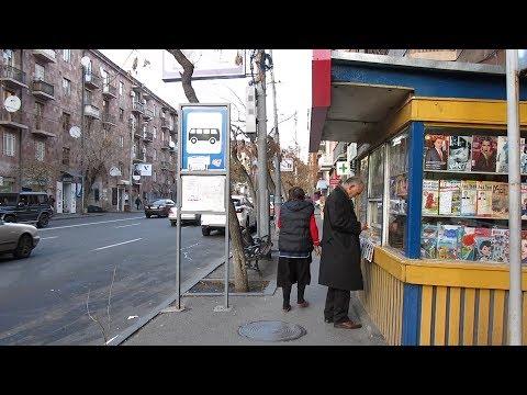 Yerevan, 24.11.17, Fr, Video-2, Tumanyan+Nalbandyan+Sayat Nova.