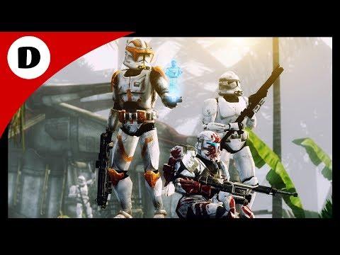 CREATING THE CLONE ARMY ~ Clone Wars Mod 1 - Star Wars: Empire at War