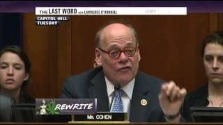 Congressman Cohen on America