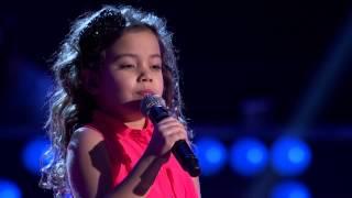 vuclip La Voz Kids | Lea del Castillo canta 'Que Te Pasa' en La Voz Kids