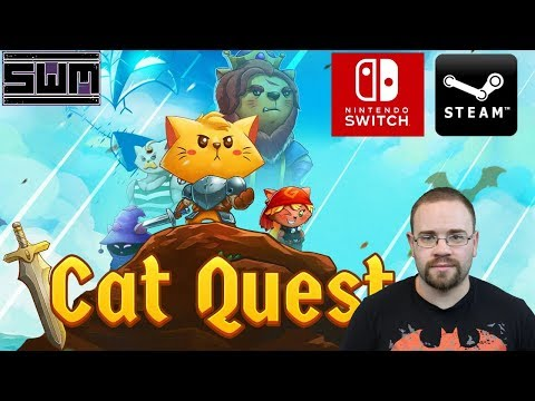 Cat Quest Nintendo Switch - Spawn Wave Plays!