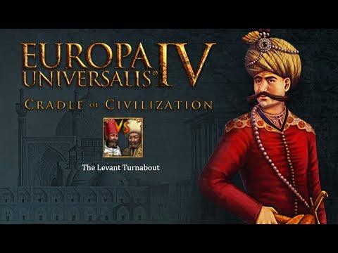EU4 - Pre-release Cradle of Civilization - Mamluks - Part 1