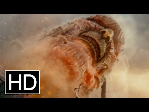 Attack on Titan (Live-Action Movie) - Official Trailer