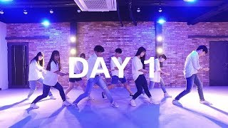 Day 1 ◑ - HONNE / Choreography by SUB way [Begginer's Class]