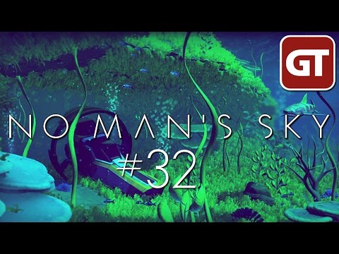 No Man's Sky #32: Underwater Love