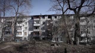 ДОНБАСС: обстрел Путиловки - погибла женщина, повреждены дома (29 марта 2017)