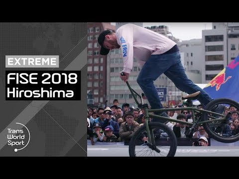 Action Sports | FISE Hiroshima 2018 | Trans World Sport
