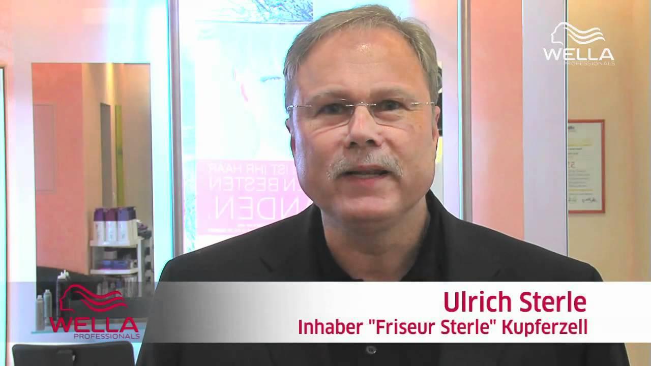 Wella Best Practice Friseur Sterle Kupferzell Youtube