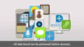【ios recover for mac】Recover lost data from iphone 4S/5/5S/5C after Update to iOS 8 for mac