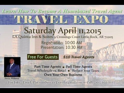 Travel Expo EXPO, 2015 Little Rock, AR