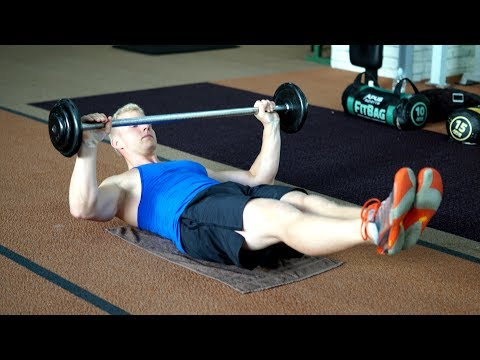 CORE STABILITY WORKOUT | Improve Athletic Performance