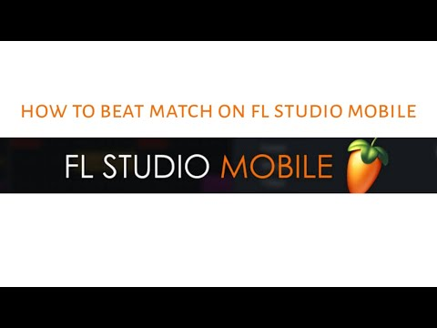 Fl studio mobile 3 how to match BPM any song