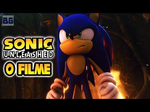 Sonic Unleashed - O Filme (Legendado)
