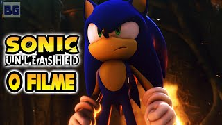 Sonic Unleashed - O Filme (Legendado)