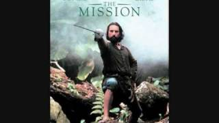 Falls. The Mission. Ennio Morricone (Soundtrack 2)