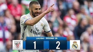 Athletic Bilbao 1-2 Real Madrid HD 1080i Full Match Highlights (18/03/17)
