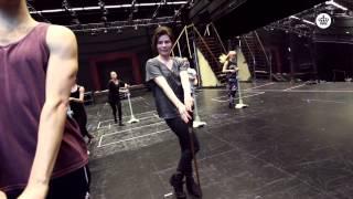 Cabaret - Et kig ind i prøvesalen