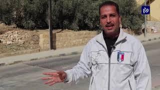 مطبات وادي موسى تزعج السكان والزوار