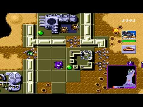 Dune (2) The Battle for Arrakis (SEGA) music - TURBULENCE