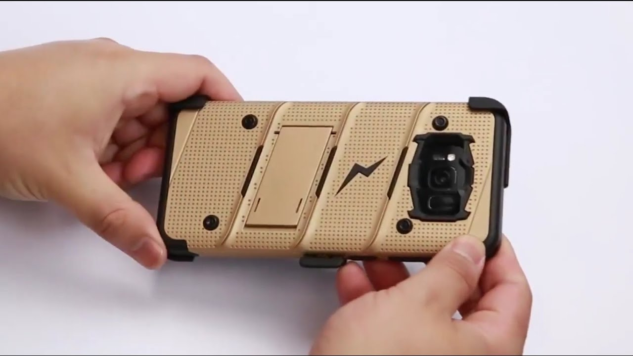 promo code dcf84 47474 เคส Zizo BOLT Galaxy S8 / S8 Plus