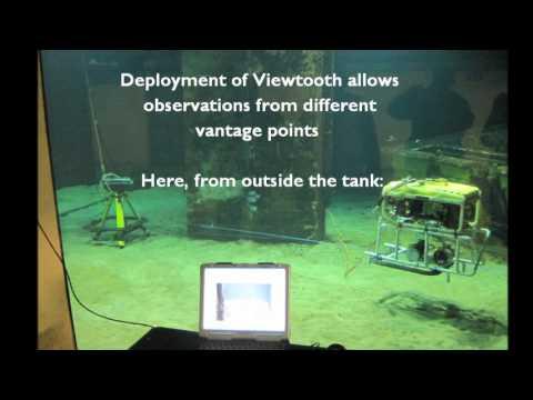 Viewtooth® subsea wireless video camera