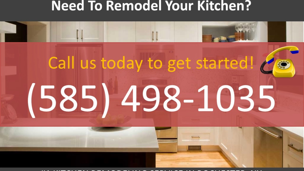 Kitchen Remodeling Rochester NY | (585)498 1035 | Rochester Kitchen  Remodeling