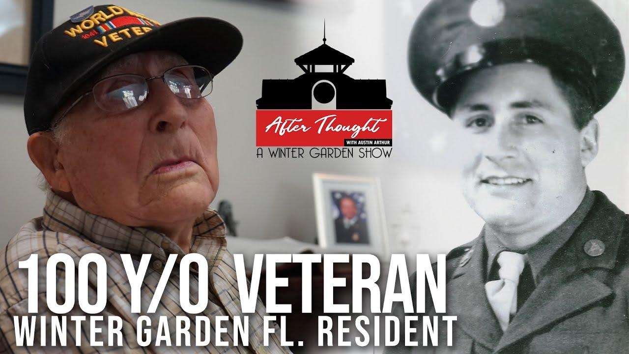 100 year old Veteran! Larry Cheever of Winter Garden, FL *FULL EPISODE*
