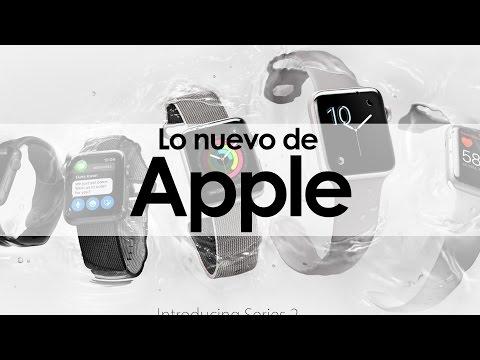 Lo nuevo de Apple: iPhone 7.