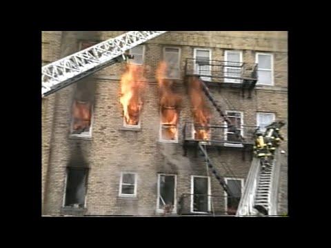 Newark -  Mutiple Alarm OMD Fire