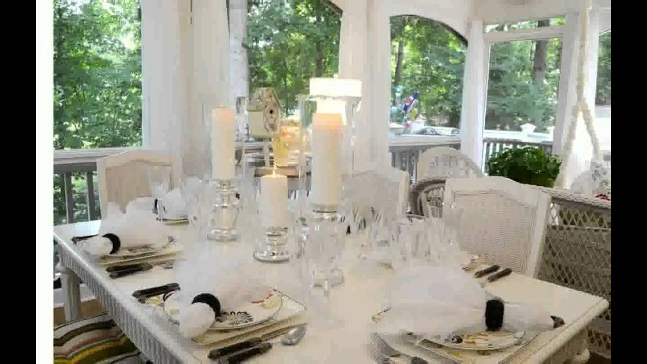 Elegant Table Settings [biorada] - YouTube