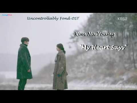 Download lagu terbaik [Male Version]  Kim Na Young - My heart Says (Uncontrollably Fond OST) Mp3 terbaru 2020