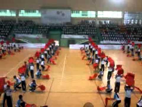Premiere: Màn đồng diễn aerobic của sinh viên K55 - Đại học Bách khoa HN