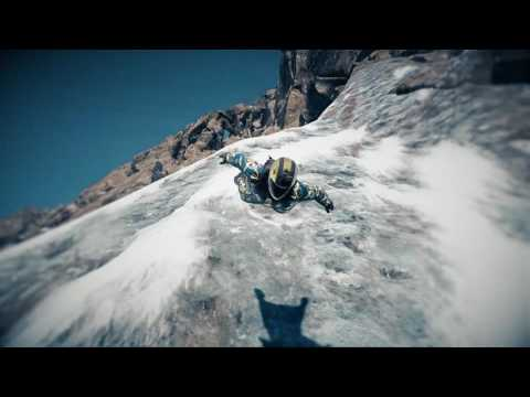 STEEP - Dreamlines Wingsuit Proximity Flying Montage