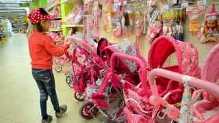 VLOG Магазин игрушек.Шопинг в детском магазине. Видео для детей.Shopping in kid's toys store.(VLOG Магазин игрушек.Шопинг в детском магазине. Спасибо что смотрите наши видео!!!!!!! Ставьте лайки,подписыва..., 2016-05-17T12:58:14.000Z)