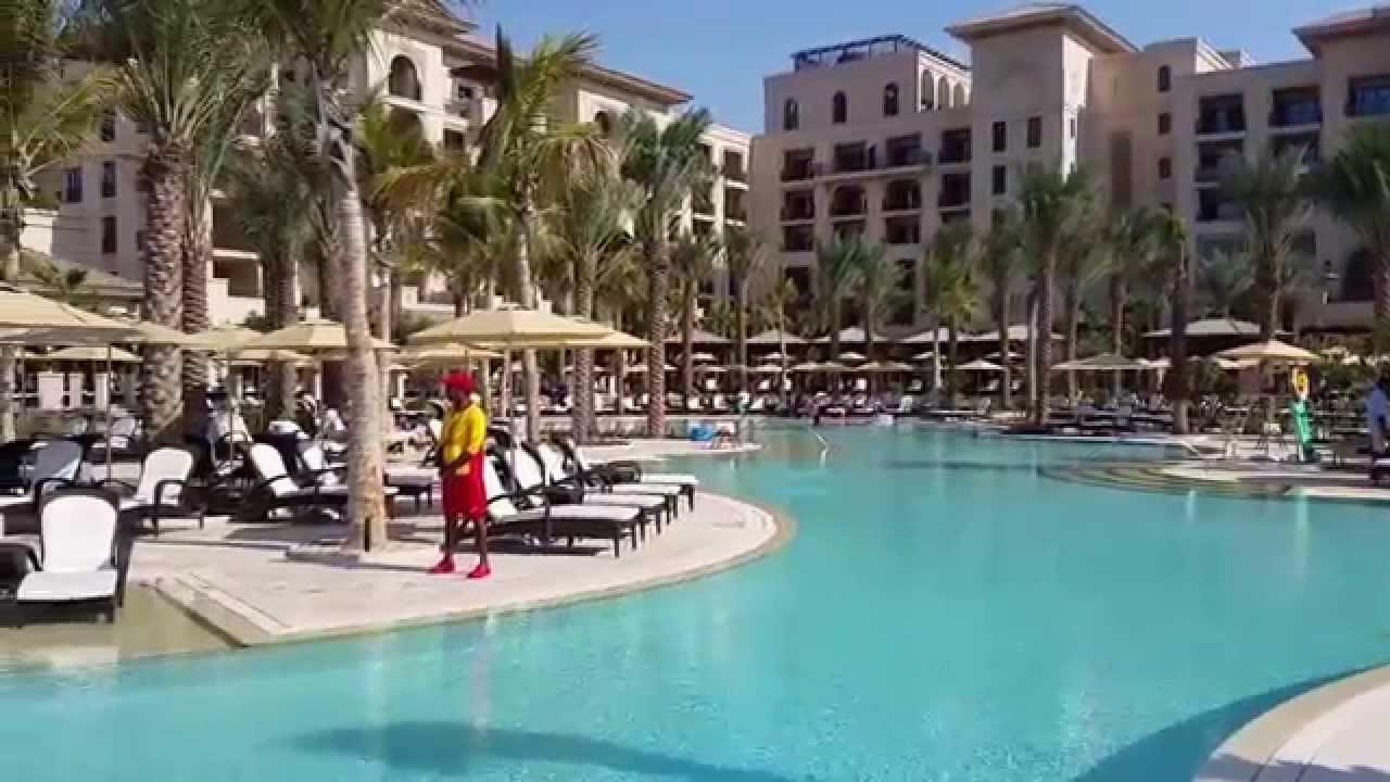 Four Seasons Dubai at Jumeirah Beach - YouTube