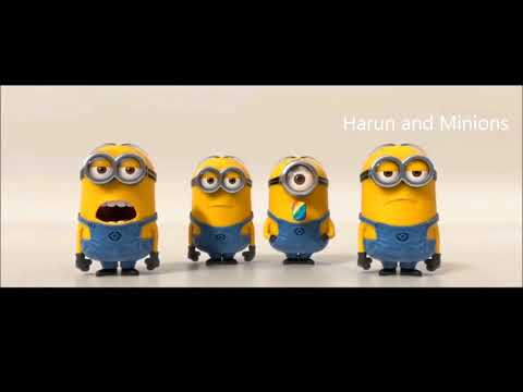 Machine Gun Kelly, Camila Cabello - Bad Things (Minions Version)