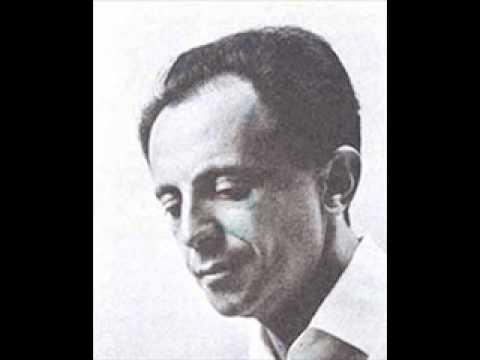 GYORGY SEBOK plays BRAHMS Haendel Variations Op.24 COMPLETE (1960)