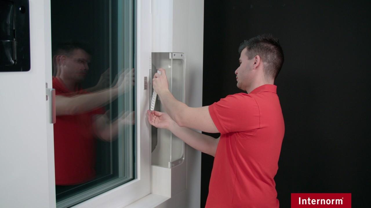 I Tec Luftung Aus Und Einbau Der Luftungsgitter Youtube