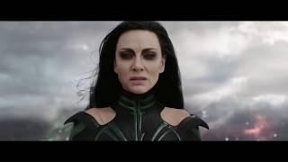 Thor Ragnarok. Loki vs Hel