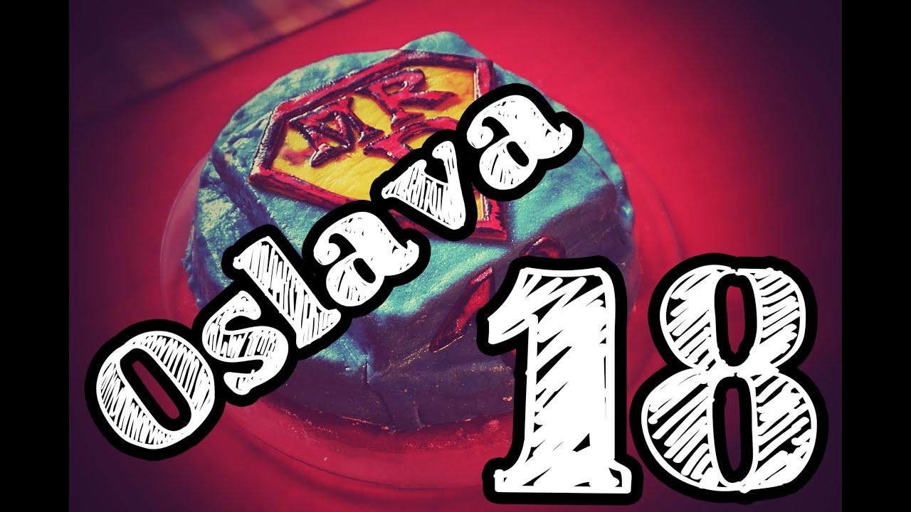 oslava narozenin 18 OSLAVA NAROZENIN ▻+18◅ by Packys   YouTube oslava narozenin 18