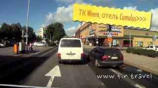 Прогулка по Лаппеенранте.(Лаппеенранта из окна автобуса., 2013-07-03T17:44:53.000Z)